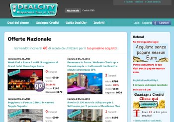 screenshoot dealcity