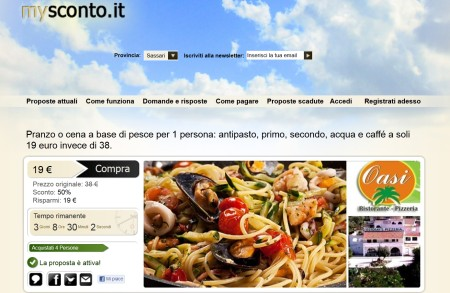 screenshot mysconto