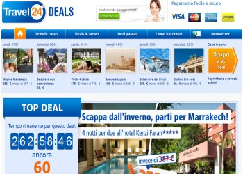 travel24 deals screenshot