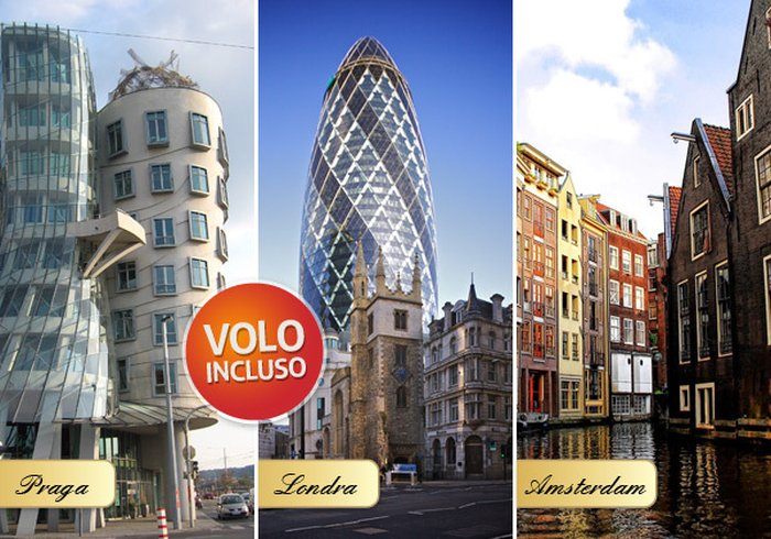 coupon-weekend-parigi-londra-berlino-praga-amsterdam