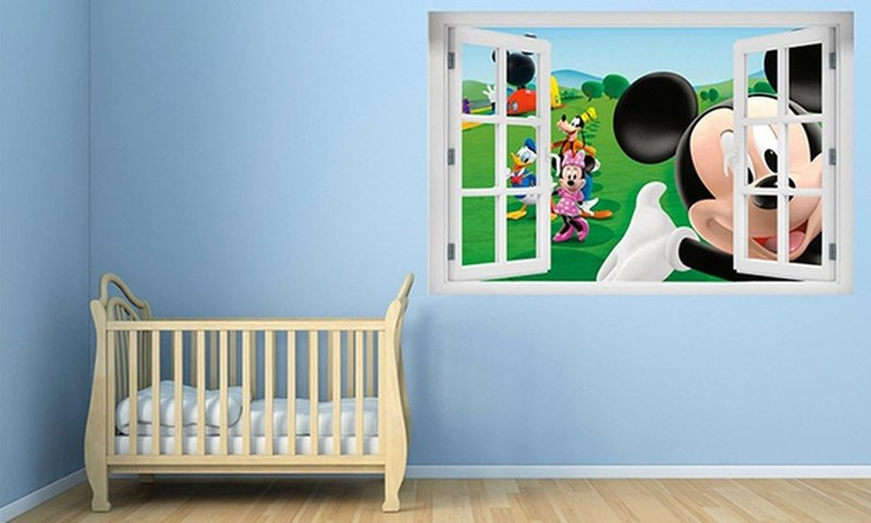 Coupon adesivi murali - Adesivi camera bambini ...