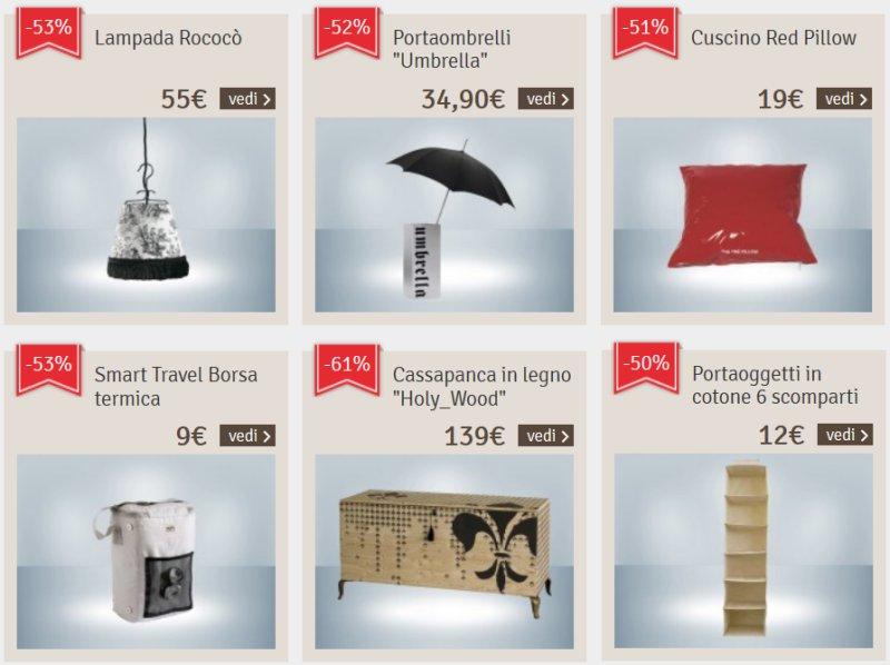 Coupon mobili for Cassapanca groupon